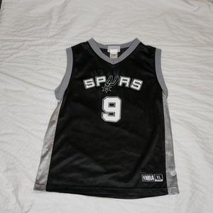 San Antonio Spurs Parker Jersey